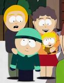 Green Hat Family