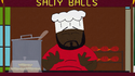 Chocolate Salty Balls (song)