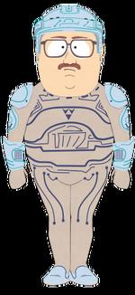 Tron-guy