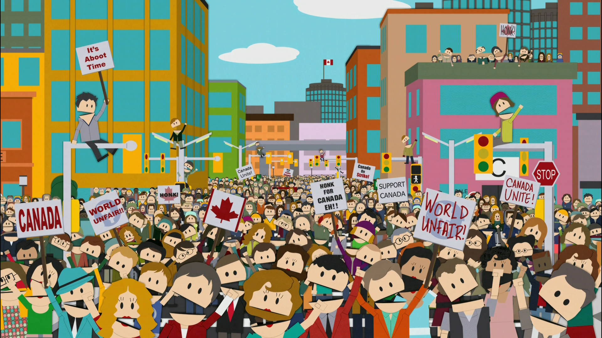 canada on strike song south park archives fandom powered by wikia