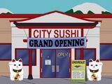 City Sushi (Location)