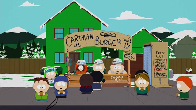 cartman burger south park archives fandom powered by wikia
