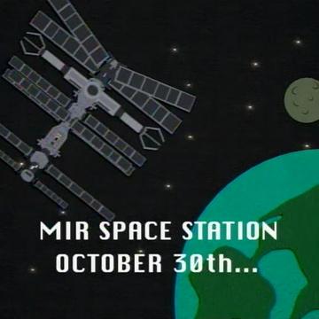 Mir Space Station South Park Archives Fandom