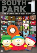 South Park - The Complete First Season Paramount