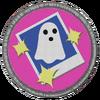 Badge spiritselfie