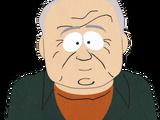 Mr. Garrison Senior