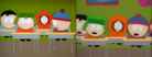 South Park desk goof