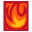 Icon burning