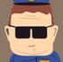 Officer barbrady friend icon