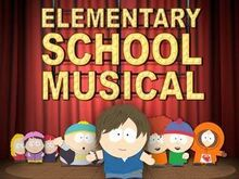 ELEMENTARY SCHOOL MUSICAL- SOUTH PARK