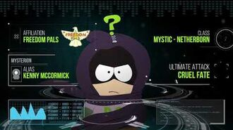 South Park The Fractured But Whole Meet Mysterion