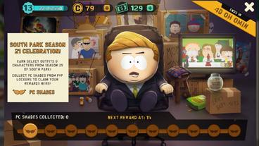 South Park: Phone Destroyer/Peristiwa