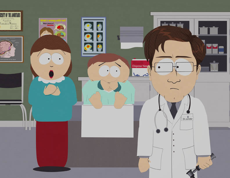tourette s syndrome south park archives fandom powered by wikia