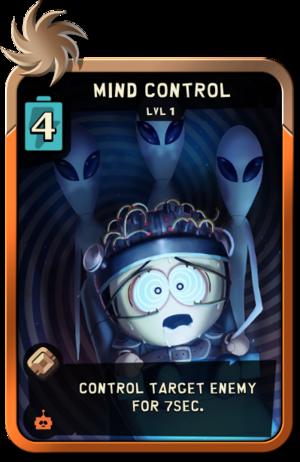 Mind Control level1