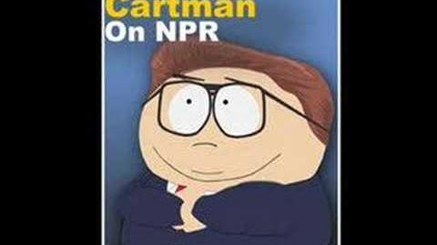 Eric Cartman Interview On NPR