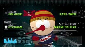 South Park The Fractured But Whole Meet Mosquito