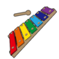 Tex itemicon xylophone