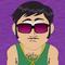 Icon profilepic dj purple