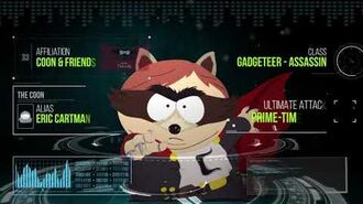 South Park The Fractured But Whole Meet The Coon