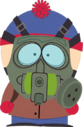 Gas Mask Stan