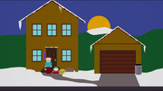 S1E2 Cartman Brown Residence
