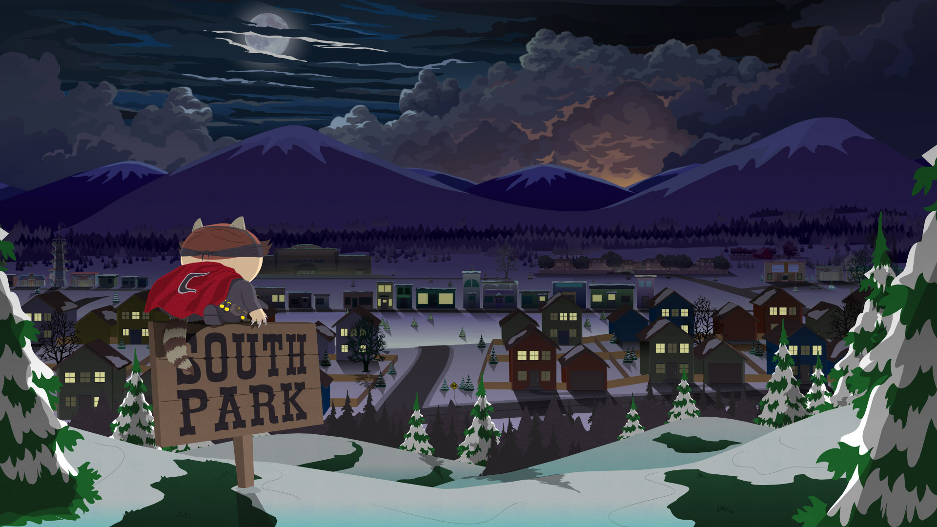 image - south-park-fractured-but-whole-wallpaper-coon | south