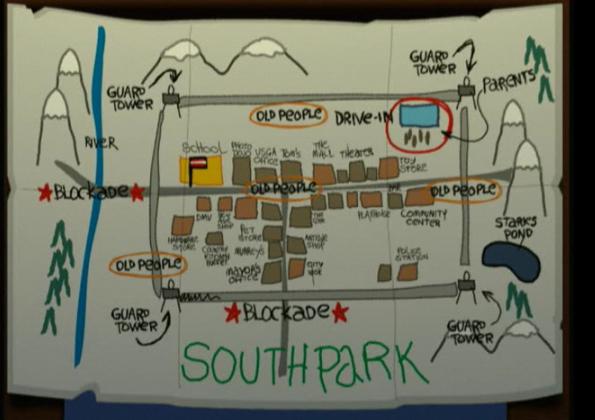 South Park Location South Park Archives Fandom