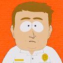 Icon profilepic front desk cop