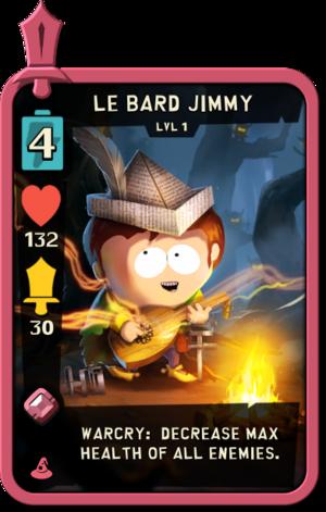 Le Bard Jimmy level1