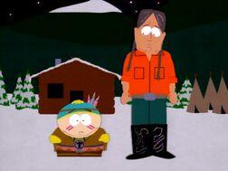 1x13 Native Cartman
