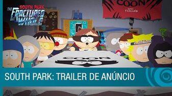 South Park A Fenda que Abunda Força - Trailer E3 2016