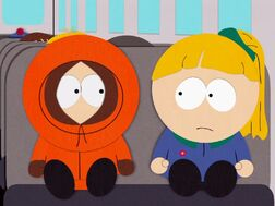 3x01 Kenny and Kelly