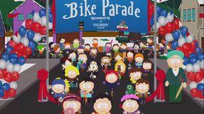 22x10 Bike Parade