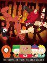 South Park Season 22 DVD Cover