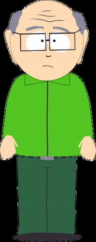 Sr. Garrison
