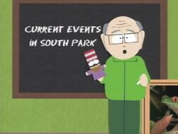 2x17 Current Events in South Park