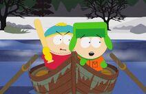 7x3 Cartman and Kyle