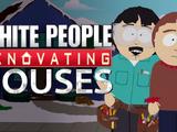 Pessoas Brancas que Renovam Casas