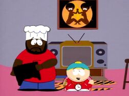 1x13 Chef and Cartman