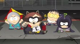 Trailer do South Park The Fractured but Whole