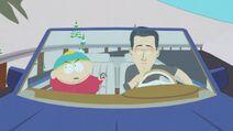 7x5 Eric Cartman, Jennifer Lopez and Ben Afleck