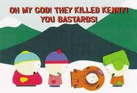 Kennd dead