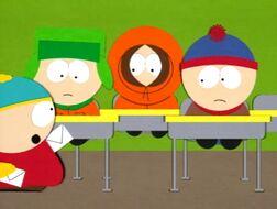 South Park Season One Damien1
