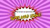 Super Girls League Title Card in HD
