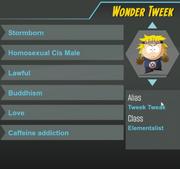 WonderTweek
