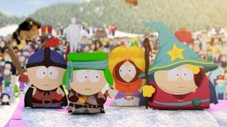 "South Park ""Wiener Wiener Wiener"" Intro - GoT"