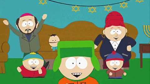 Canción de Dreidel de South Park (Español latino)