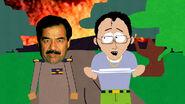 Saddam y Chris
