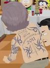 Bill tatuajes