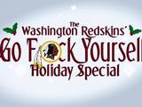 La Navidad de Mierda de los Pieles Rojas de Washington